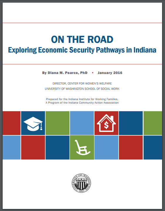On the Road: Exploring Economic Security Pathways in Indiana
