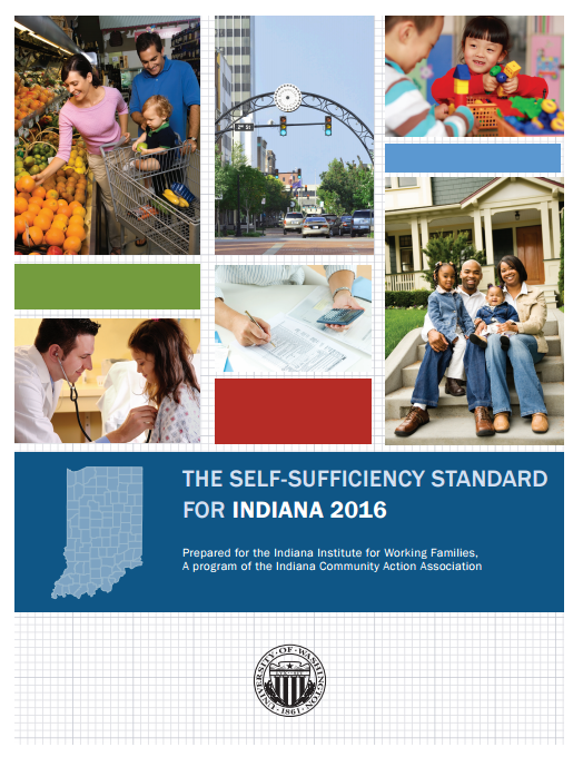The Self-Sufficiency Standrad for Indiana 2016